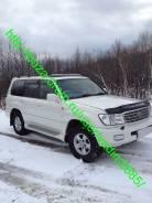Подножка. Toyota Land Cruiser. Под заказ