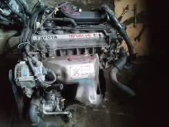Двигатель в сборе. Toyota Carina ED, ST180 Двигатель 4SFI