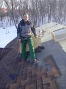 Плотник-каменщик. Среднее образование, опыт работы 9 лет