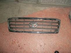 Решетка радиатора. Toyota Land Cruiser, HZJ105L, UZJ100, UZJ100L, FZJ100, FZJ105, UZJ100W, HZJ105 Двигатели: 2UZFE, 1FZFE, 1HZ