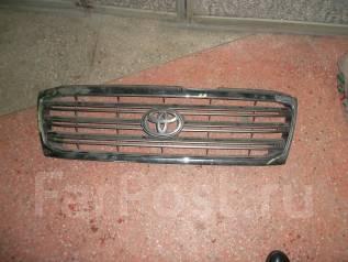 Решетка радиатора. Toyota Land Cruiser, FZJ100, FZJ105, HZJ105, UZJ100 Двигатели: 1HZ, 1FZFE, 2UZFE