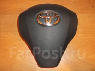 Крышка подушки безопасности. Toyota Yaris