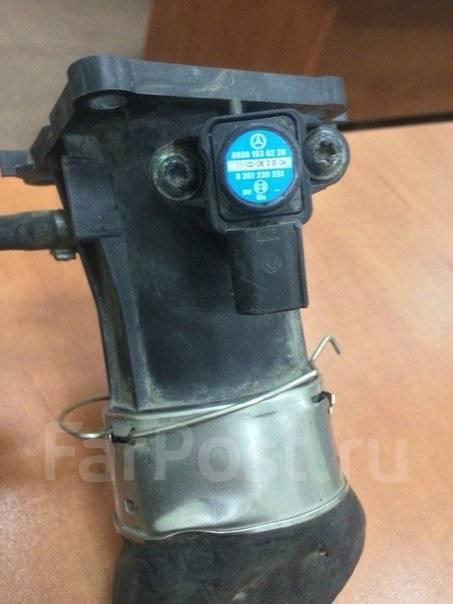 датчик абсолютного давления во впускном коллекторе мерседес