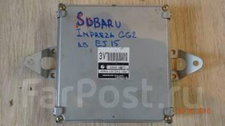 Блок управления двс. Subaru Impreza, GG2 Двигатель EJ15