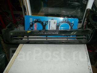 Решетка радиатора. Toyota Caldina, AT191G, CT190, CT190G, ST195G, ST191G