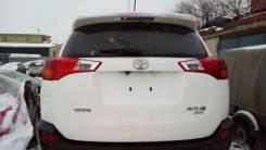 Бампер задний Toyota RAV4 2013-2015