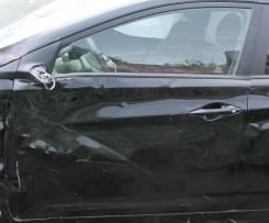 Дверь передняя левая Hyundai Elantra V MD дефект 76003-3X500