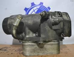 Корпус масляного фильтра. SsangYong Actyon SsangYong Kyron Двигатель D20DT