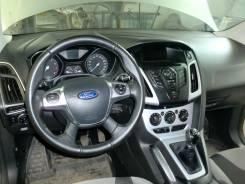 Интерьер. Ford Focus