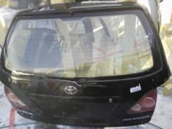 Дверь багажника. Toyota Harrier, ACU15