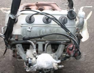 Двигатель в сборе. Toyota Carina Двигатель T