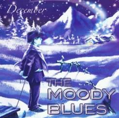 "CD Moody Blues ""December"" 2003 Germany"