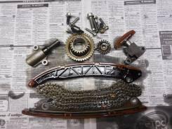 Цепь газораспределения. Nissan X-Trail, NT31 Двигатель MR20