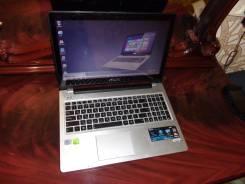 "Asus VivoBook S550CB-CJ064H. 15.6"", 2,4ГГц, ОЗУ 8192 МБ и больше, диск 750 Гб, WiFi, Bluetooth, аккумулятор на 4 ч."