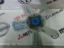 Вискомуфта. Suzuki Escudo, TA01W Двигатель G16A
