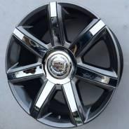 Cadillac. 9.0x22, 6x139.70, ET22, ЦО 78,1мм. Под заказ