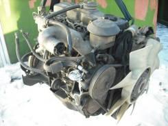 Двигатель. Nissan Atlas, AMF22 Двигатель TD27