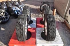 Dunlop Grandtrek SJ6. Зимние, износ: 100%, 4 шт