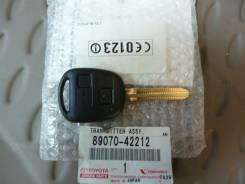 Ключ зажигания. Toyota: Corolla Verso, Corolla, RAV4, Picnic Verso, Hiace, Avensis Verso Двигатели: 3ZZFE, 1ZZFE, 1CDFTV, 4ZZFE, 1AZFE, 3RZFE, 2KDFTV