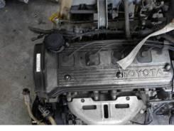 Двигатель. Toyota Corolla II, EL51 Двигатель 4EFE