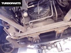 Радиатор охлаждения двигателя. Isuzu Elf, NPR81 Двигатель 4HL1