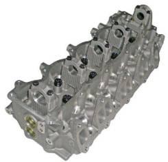 Головка блока цилиндров. Mazda: Bongo Brawny, Bongo Friendee, MPV, Proceed, J100 Двигатель WLT