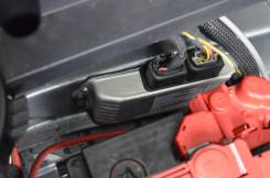 Провода аккумулятора. BMW X5, E70
