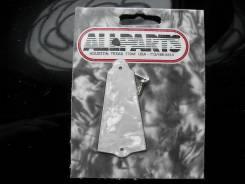 Крышка анкера для Gibson 3-слойный - Белый Pearloid