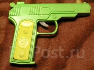 Пистолет игрушечный из СССР.