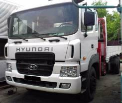 Hyundai HD170. (Trago) с Kanglim ks2056h 7т 2013г, 11 149 куб. см., 10 000 кг.