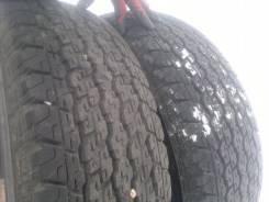 Bridgestone Dueler H/T. Грязь AT, износ: 10%, 4 шт