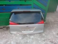 Дверь багажника. Toyota Caldina, AZT246W