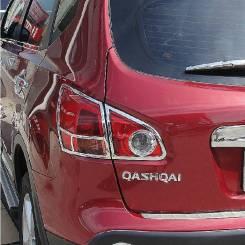 Накладка на стоп-сигнал. Nissan Qashqai