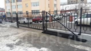 Откатные/сдвижные ворота