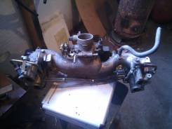 Система подачи воздуха. Subaru Legacy Lancaster, BH9 Двигатель EJ25