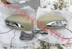 Корпус зеркала. Infiniti FX35, S51 Двигатель VQ35HR