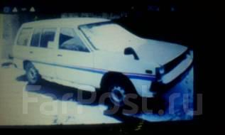 Nissan санни, 1988. механика, передний, 1.7, дизель, 300 000 тыс. км
