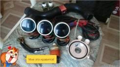Датчики Prosport, (3шт. ), давление, температура масла. Honda Accord. Под заказ
