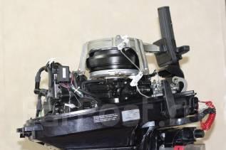 Nissan Marine. 18,00л.с., 2-тактный, бензиновый, нога S (381 мм), Год: 2015 год