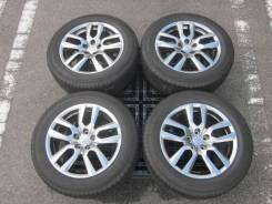Комплект оригинальных летних колес с Lexus NX,. 7.5x18 5x114.30 ET35 ЦО 60,1мм.