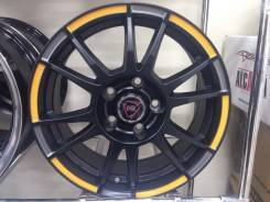 NZ Wheels SH670. 6.5x16, 5x114.30, ET45, ЦО 60,1 мм.