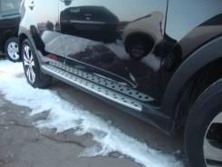 Подножка. Hyundai ix35 Hyundai Tucson Kia Sportage