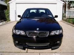 Клык бампера. BMW 3-Series, E46/3, E46/2, E46/4