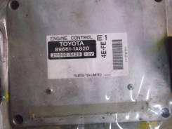 Блок управления двс. Toyota Corolla, EE111, EE102 Toyota Sprinter, EE111, EE102 Двигатель 4EFE