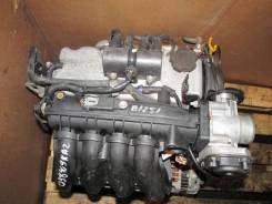 Двигатель в сборе. Chevrolet Aveo Двигатель B12S1