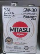 Mitasu. Вязкость 5w30, синтетическое
