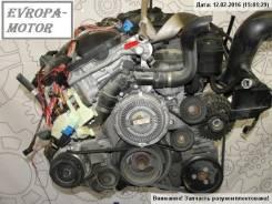 Двигатель (ДВС) М54 на BMW X5 E53 на 2000-2007 г. г