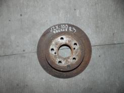 Диск тормозной. Toyota Chaser, JZX100
