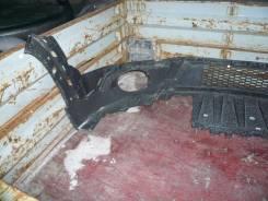 Накладка на бампер. Chevrolet Orlando