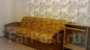 1-комнатная, улица Давыдова 6. Вторая речка, частное лицо, 34 кв.м. Комната